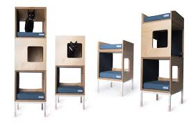 Modern Design Cat Furniture Minimalist Cat Trees Towers Beds Perfect For Modern Home