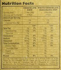 amazon clif bar mini nutrition bar chocolate chip white chocolate macadamia nut 99 oz bars pack of 18 health personal care