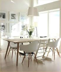 dining chairs elegant eames dining chair awesome chaise eames blanche elegant iconic designs style white