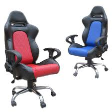 recaro bucket seat office chair. Racing Office Chairs And Seats With Adjustable Arm Rests Recaro Bucket Seat Chair
