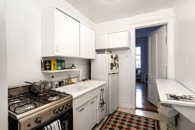 Kitchen Design Nyc Extraordinary In A Tiny Brooklyn Kitchen Room For Lots  Of Ideas 9