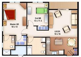 2 Bedroom Apartment Floor Plans  SavaeorgApartments Floor Plans 2 Bedrooms