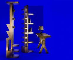 Tom Dixon Coat Rack Mass Coat stand Brass Storage Tom Dixon 79
