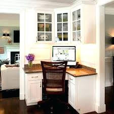 corner office desk ideas. Corner Home Office Furniture Small Desk Lovable Built In Ideas Charming With Os O