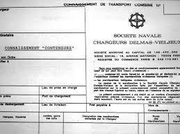 bill of loading ocean bill of lading and airway bill