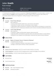 Template Cv Professional Template Free Download