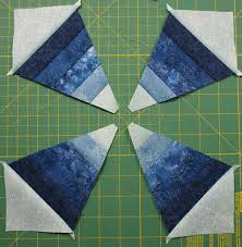 How To Make Kaleidoscope Quilt Blocks | Quilts By Jen & Spider Web Block Adamdwight.com