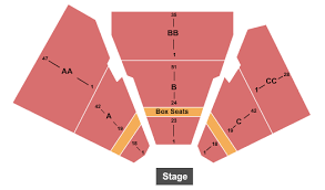 Wicked Charlotte Tickets Seating Chart Carowinds