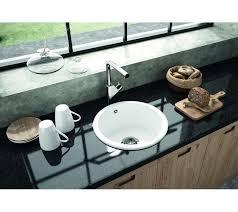 Round sink bowl Vanity Cut Price Kitchens Thomas Denby Metro round Bowl Sink Cut Price Kitchens