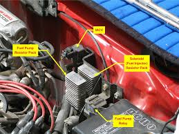 mr2 owners club resistor pack location image