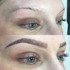 eyebrow microblading blonde hair. indy microblading, eyebrows on fleek, midwest indiana eyebrow microblading blonde hair