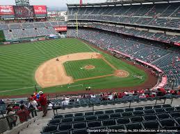 Angel Stadium Of Anaheim View From View Infield 513 Vivid