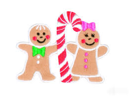 gingerbread man and woman. Perfect And Inside Gingerbread Man And Woman C