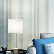 non woven vertical striped wallpaper decor living room embossed textured glitter wallpaper for bedroom walls papel de parede 3d freewallpaper freewallpapers