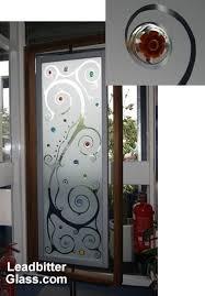 fused glass art panel