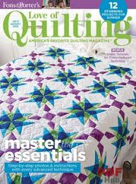 """Sew Chic Pillow Shams"""" Pillow"""" Free Quilted Pillow Pattern from ... & Free download LOVE OF QUILTING – JULY-AUGUST 2016 new magazine on your  tablet, Adamdwight.com"""