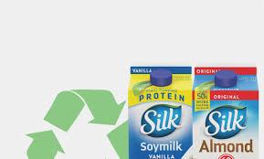 original soymilk nutrition facts from silk original silk soy milk nutrition label