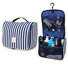 amazon hanging toiletry bag large capacity travel bag for women and men toiletry kit cosmetic bag makeup bag travel accessories clothing