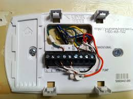 i just bought a new digital rth6350d to replace my old york thermostat wiring honeywell at York Thermostat Wiring
