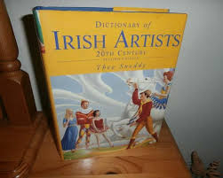 dictionary of irish artists 20th century snoddy