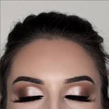 simple elegant birthday makeup