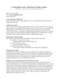 Sample Of Work Portfolio Fresh Sample Portfolio For Work Valid