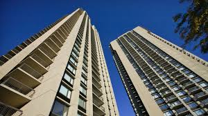 The Towers at Longfellow Apartments - Building ...