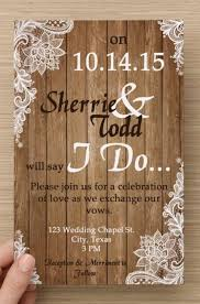 top 25 best country wedding invitations ideas on pinterest Rustic Wedding Invitation Cards custom shabby chic wedding invitation and rsvp cards digital copy great for vintage, country chic, rustic and fall spring weddings rustic wedding invitation cardstock