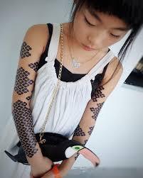 10 летняя японская тату художница из амстердама фото