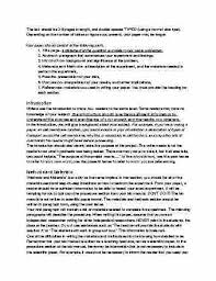 essay about autumn water scarcity