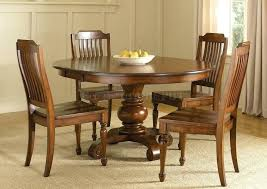 small round dining room sets solid wood round dining room table and chairs small dinette sets