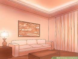 off center dining room light lovely how to design a living room 11 steps with wikihow