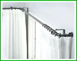 ikea shower rod medium size of curtains curtains curtain rods review without drilling and rails black ikea shower rod