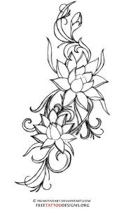 Small Picture The 25 best Lotus flower tattoos ideas on Pinterest Lotus