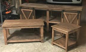 tv stand coffee table set red oak table and end set rustic stand coffee full tv tv stand coffee table set