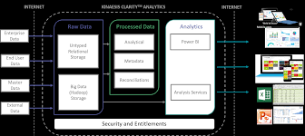 clarity analytics this advanced analytics and reporting capability is made available as a managed service