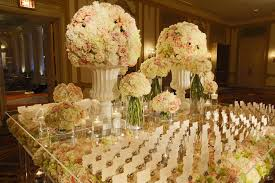 decor design hilton: exquisite wedding reception floral and candle light decor in the hilton chicago  wedding flowers and decorations