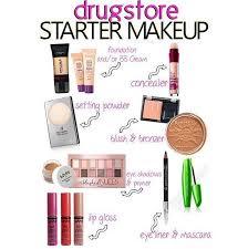 basic makeup necessities tools