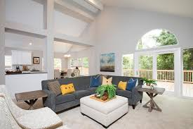 Living Room Remodel Extraordinary David Langon Construction Bay Area Counties Sonoma County R