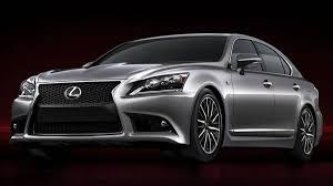2013 Lexus LS 460 F Sport review notes | Autoweek