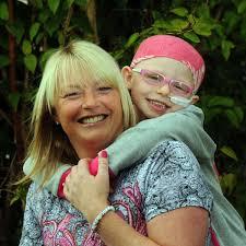 Ava Jones spent 6th birthday in hospital having chemotherapy for cancer