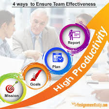 best management assignment help images career  future managers must have a clear understanding of the concept of team effectiveness it involves