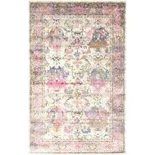 teal rose area rug bungalow andover blue