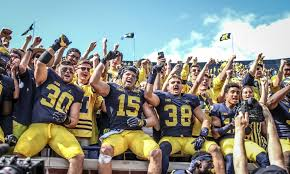 Michigan Football Projected Depth Chart Projecting Michigan Football 2018 Two Deep Depth Chart