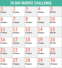 Pin By Traci Houston On Monthly Workouts 30 Day Workout