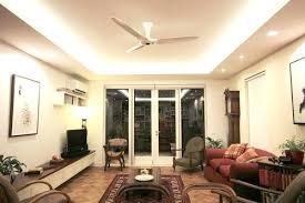 hidden lighting. Led Lighting Living Room Hidden Cove Design