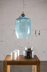 home lighting pendant lamps glass pendant lamp bee lgh0101 turquoise