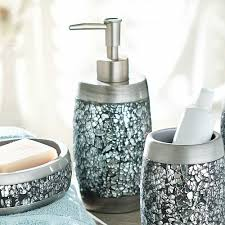 Bathroom Vanity Accessory Sets Mosaic Bathroom Accessories Sets Shop For Online At Kaleidoscope