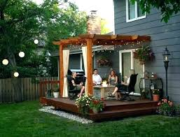 backyard decks and patios small backyard deck ideas backyard deck ideas design of small backyard deck backyard decks and patios