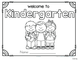 impressive back to school coloring pages for kindergarten preschool color free sheet middle kinderg